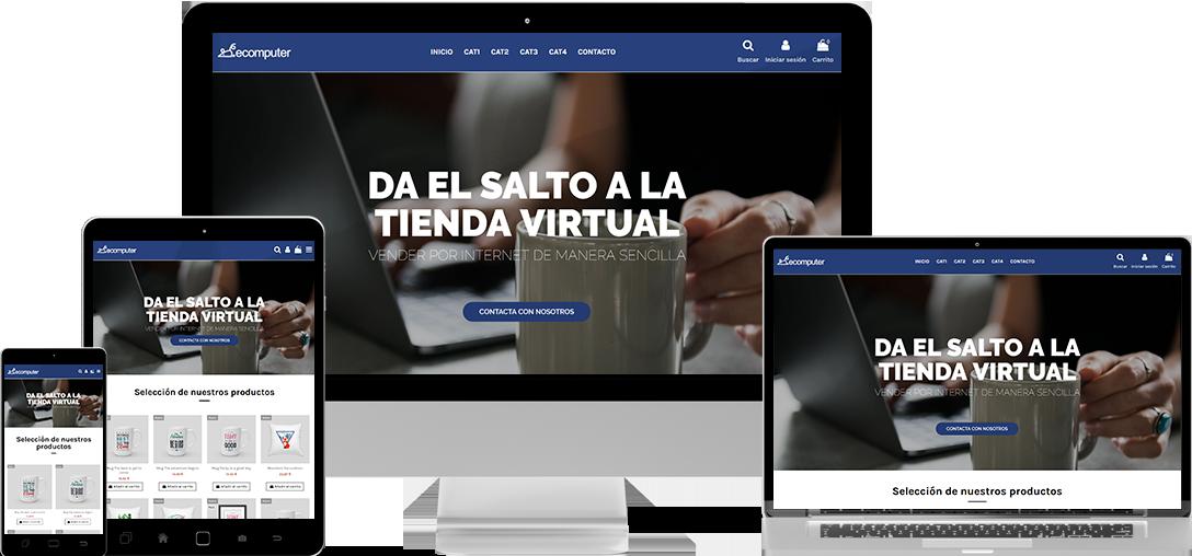 Ecomputer Tiendas Online Dispositivos